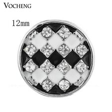 Snap Charms Button Vocheng 12mm Small Interchangeable Jewelry Vn-365