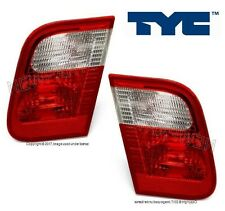 E46 323i 325i 325xi 328i 330i Pair Set of 2 Rear Inner Taillights for Trunk Lid