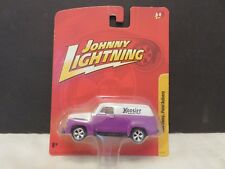 Johnny Lightning 1950 Chevy Panel Delivery Hoosier Racing Tire Die-Cast Metal
