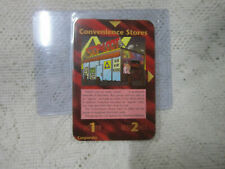 Assassins Promo  CONVENIENCE STORES  Illuminati INWO Card Game SJG