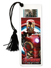Avengers Iron Man Age Of Ultron Bookmark 35mm Movie Film Cel Marvel Studios New