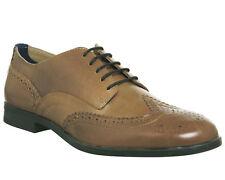 Pour homme HUDSON Tan en cuir à lacets Formelles Chaussures UK Taille 10 * EX DISPLAY