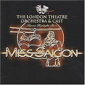 Miss Saigon, London Theatre Orchestra and Cas, Very Good Soundtrack