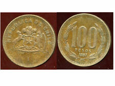 CHILI   100 pesos  1997