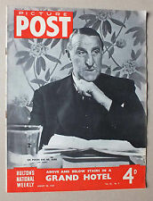 ANCIEN MAGAZINE - PICTURE POST - N° 19 VOL. 36 - 30 AOUT 1947 *