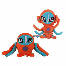 Pokemon Center Deoxys Speed And Defence Form Soft Stuffed Plush Doll 6inch 2pcs