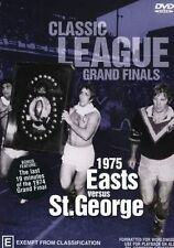 NRL - CLASSIC LEAGUE GRAND FINALS 1975 Easts versus St. George