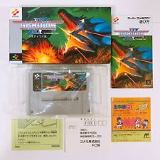 Gradius III 3 Nintendo Super Famicom SFC SNES Japan Game