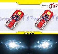 2835 LED Light 194 White 6000K Two Bulbs Side Marker Map Step Door Parking Trunk