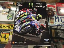 OFFICIAL BARCELONA SPAIN GRAN PRIX MOTOGP CATALUNYA 2017 PROGRAM