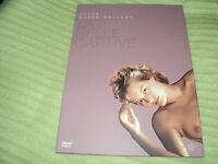 """DVD digipack nf """"LA BELLE CAPTIVE"""" Cyrielle CLAIRE, Gabrielle LAZURE"""