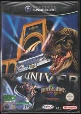 Universal Studios The Park Adventure Videogioco Nintendo Gamecube Nuovo Sig.