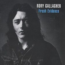 Fresh Evidence [Remaster] by Rory Gallagher (CD, Dec-2000, Buddha Records)