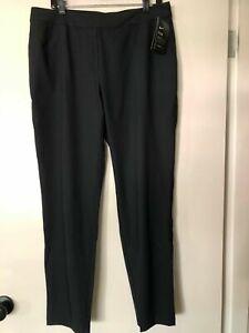 Nike Golf Dri Fit Women's Flex Woven Golf Pants black Sz M/medium 929513 010