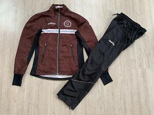 TRIMTEX Anzug Langlaufanzug Skianzug Trainingsanzug Ski Jacke Hose Siut Damen S