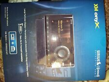 SiriusXM Onyx XDNX1V1 For SiriusXM Car & Home Satellite Radio Receiver open box