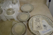 NEW! 20pc Lenox Windsong Fine China Set Service for 4