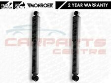 FOR MITSUBISHI PAJERO REAR LEFT & RIGHT GENUINE MONROE SHOCK ABSORBER SHOCKER