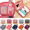 Cosmetic Makeup Storage Bag Travel Beauty Toiletry Case Folding Pouch Organizer