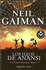 NEW Los Hijos de Anansi (Rocabolsillo Ficcion) (Spanish Edition) by Neil Gaiman