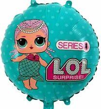 R60F1 XL Helium Folienballon LOL Kinder Geschenk Trickfilm Serie Geburtstag Deko