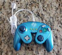 Samus Metroid Nintendo Wii U Controller Genuine Official Fight Pad