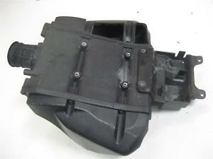 Yamaha MT-03 RM 02 Caja de Filtro de Aire Airbox Carburador Válvula Mariposa