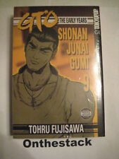 MANGA:  GTO: The Early Years Vol. 9 by Fujisawa Tohru (2008, Paperback) Sealed!