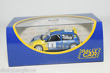 . IXO RALLY CAR RENAULT CLIO S1600 CHAMPION RALLY D' ANTIBES 2004 MINT BOXED