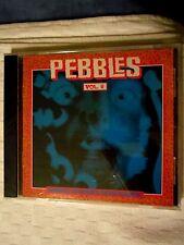 CD   PEBBLES  VOL 2  ORIGINAL 60'S PUNK & PSYCH CLASSICS