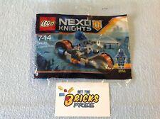 Lego Nexo Knights 30376 Knighton Rider Polybag New/Sealed/Retired/H2F
