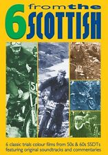 6 From The Scottish (New DVD) 1950s and 1960s Six Day Trial SSDT Classic Action