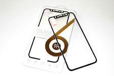 FULL COVER 3d para iPhone x 10 CRISTAL Blindado metal borde 9h