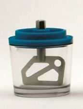 TAZA MEZCLA 250 CC. LABORATORY VACUUM MIXING CUP FOR DENTAL VACUUM MIXER.