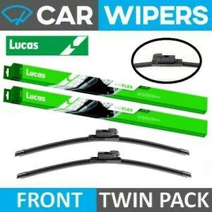 Mercedes-Benz C Class Saloon 2014 Onwards Lucas AIRFLEX Wiper Blades - Twin Pack
