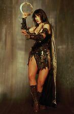 Xena Warrior Princess #6 1:10 Photo Virgin Cover