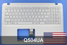 Asus Official Q504UA Grey Backlight Laptop keyboard for ZenBook Flip Q504UA