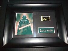 Star Wars DARTH VADER Framed Movie Film Cell Memorabilia Rare Fan Collectible