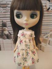 Doll Dress~ Blythe Adorable Floral Pattern Print Dress 1PCS NEW/Project Mc2 doll