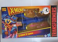 Transformers/Marvel Comics X-Men MashUp Ultimate X-Panse- Black Bird - IN HAND ✋