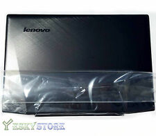 """New/Orig Lenovo Y50-70 15.6"""" Top Lcd Rear Back Cover AM14R000400 black Non-touch"""