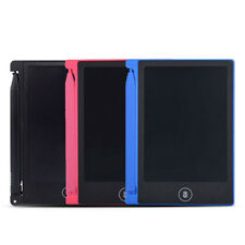4 Inch Large LCD e-Writer Tablet Writing Drawing Memo Boogie Board HU