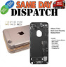 For Apple iPhone 7 Plus Back Housing Rear Battery Cover Replacement With Parts