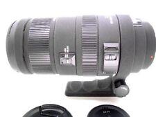 120-400mm AF HSM Mega-Super-Teleobjektiv Telezoom Supertele für Sony Alpha