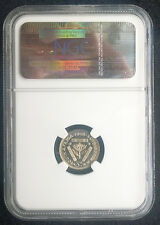 South Africa 1959 3 Pence 3p 3d Proof PF64 - Very Rare NGC Low Mintage!