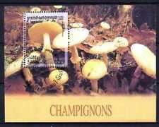 Champignons Cambodge (9) bloc oblitéré