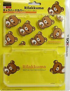 3DLL character hardcover Rilakkuma Rilakkuma
