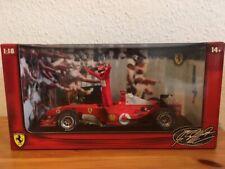 Michael Schumacher Ferrari F2004 1:18 Hot Wheels 2004 Japan