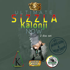SIZZLA KALONJI NOW & THEN ULTIMATE MIX 2CD SET