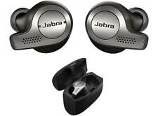 Jabra Elite 65T Titanium Black Wireless Earbuds - Silver/Black
